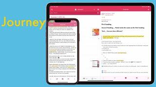 DIGITAL JOURNALING using JOURNEY (A journaling app)