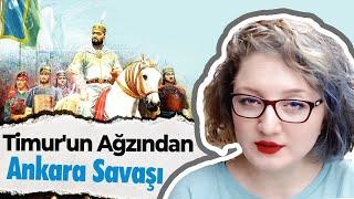 Timur'un Ağzından Ankara Savaşı'nda Olanlar - Fetihname