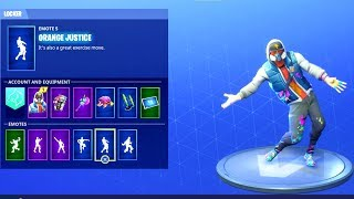 *NEW* ABSTRACT SKIN SHOWCASE!! Fortnite Battle Royale