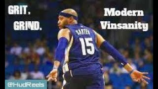 Vince carter: 'old man - still amazing'