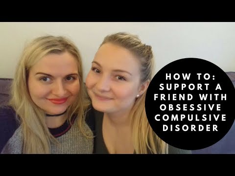 Supporting a friend with Obsessive Compulsive Disorder (OCD) | HOPE