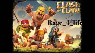 Clash of Clans (Svenska) #1 Ragear som fan