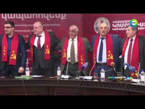 Предвыборная Армения: музыкальные дуэли и ностальгия
