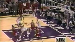 Michael Jordan - Ejected