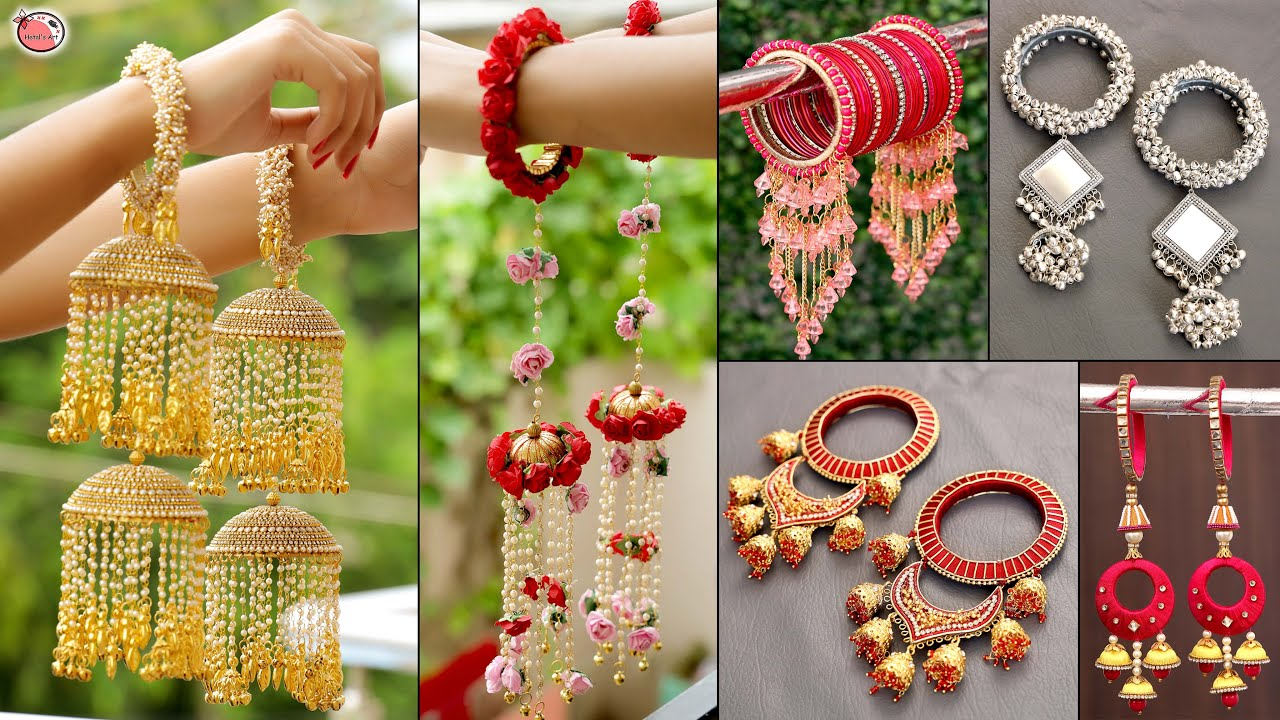 Bangle Style! DIY Bangle Idea - From Traditional to Modern Times!