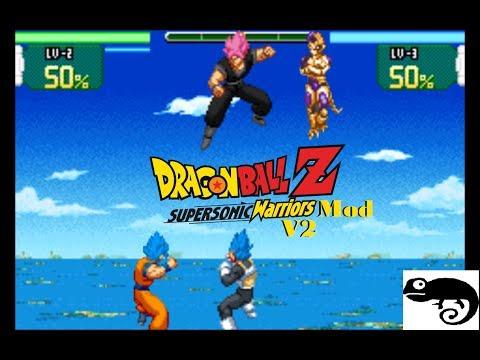 Dragon Ball SuperSonic Warriors Mod-Actualizado Android 2.3 en adelante