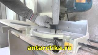Обучение изготовлению столешниц из искусственного камня Antarrid(Компания
