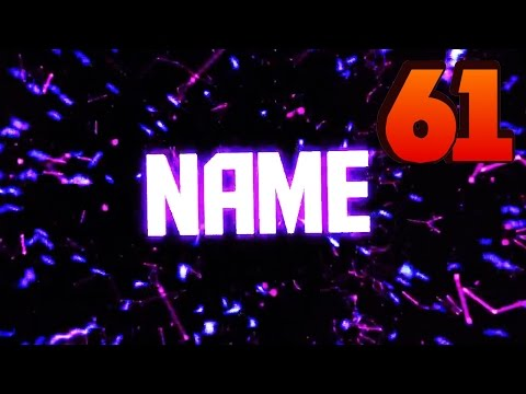 TOP 10 2D Intro Templates #61 Sony Vegas Pro + Free Download