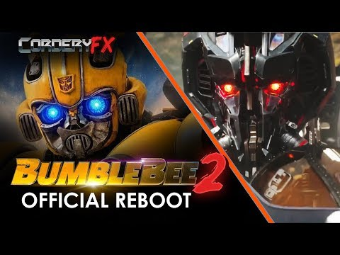 BUMBLEBEE 2: Official Reboot & How to bring back BLITZWING