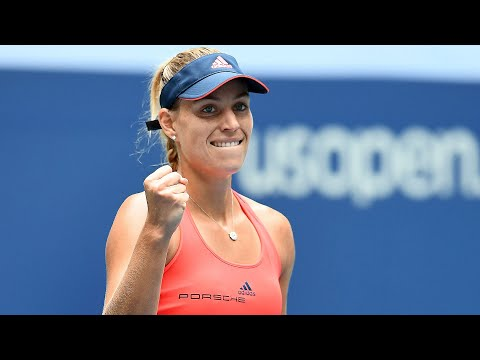 2017 US Open: 15-Love With Angelique Kerber