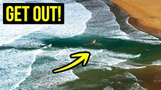 If You Notice This Wave, Don't Go Into the Water!