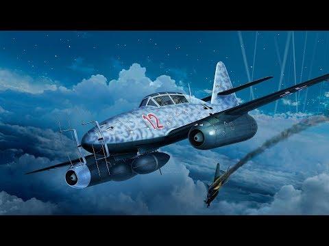 FULL VIDEO BUILD REVELL Messerschmitt Me262 B-1/U-1 Nightfighter