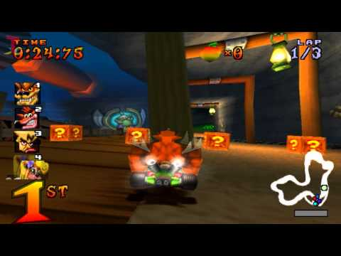 """Crash Team Racing │""""Crystal Cup""""│Cup Normal from YouTube · Duration:  13 minutes 59 seconds"""