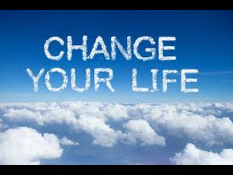 YOU HAVE THE POWER TO CHANGE YOUR LIFE RIGHT NOW!