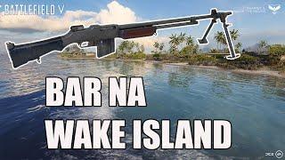 BAR NA WAKE ISLAND - PRZEŁAMANIE