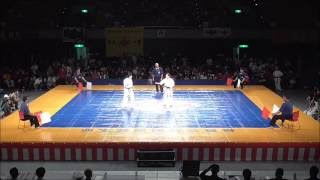 2016 全日本ウエイト制大会 女子軽量級 決勝