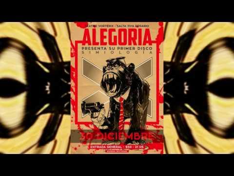 ALEGORIA - SIMIOLOGIA DISCO COMPLETO