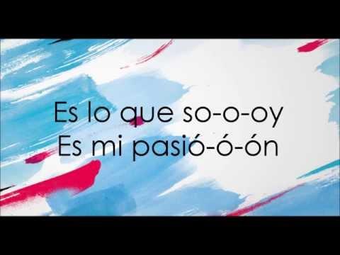 Violetta 3 - Es Mi Pasión (Letra) HD