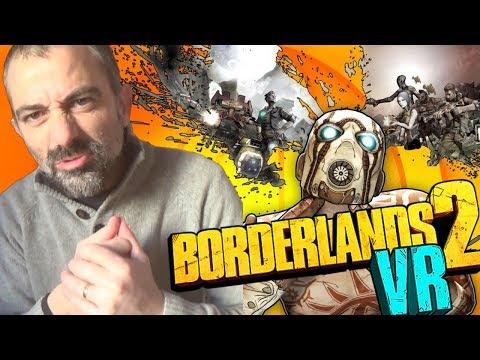BORDERLANDS 2 VR  Primeras impresiones
