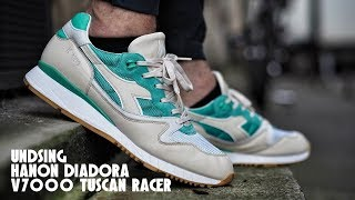 UnDSing the V7000 Tuscan Racer on day 29 of 30 Days of Diadora / Hanon Heat