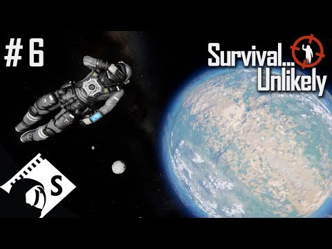 Survival... Unlikely #6 Launching a Rocket (A Space Engineers Co Op Series)