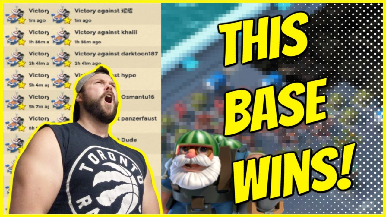 This Base WINS in Season 15!! 🏅 // Boom Beach Warships
