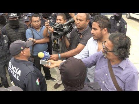 Periodismo en México, víctima invisible de lucha antidrogas