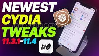 Best iOS 11.3.1-11.4 Jailbreak Tweaks! Top Cydia in Anticipation of iOS 12 Jailbreak (NEW 2018)