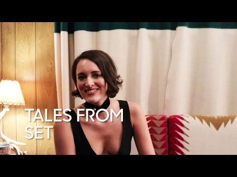 Tales from Set: Phoebe WallerBridge