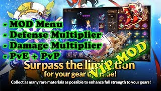 Battle of Souls Ver. 4.3 VIP MOD Menu APK | Damage | Defense | PvP |