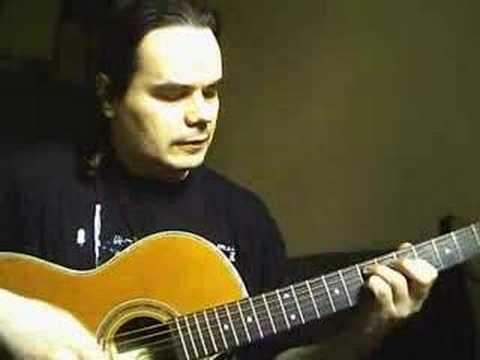 C tune guitar - Alexey Kravchenko