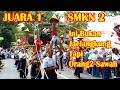 JUARA 1 SMKN2 BOJONEGORO, Upacara Adat Wiwit pada Pawai Budaya Hari Jadi Bojonegoro ke 340