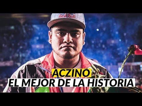 Download LO MEJOR DE ACZINO EN TODA SU CARRERA - ESPECIAL A UN GRANDE