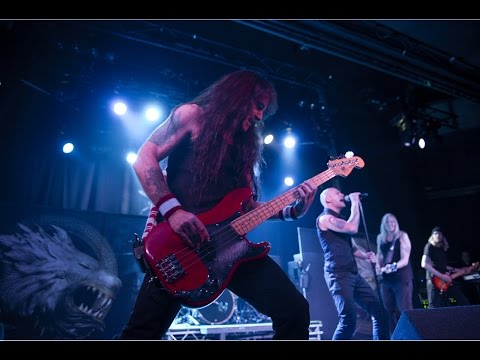 Steve Harris British Lion - Us Against The World (Live)