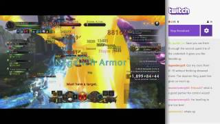 neverwinter power leveling friends and viewers level 60 70 live stream