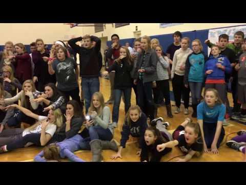 Trevon Jenifer Olympic Gold Frewsburg Central School
