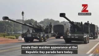Major highlights of Republic Day parade