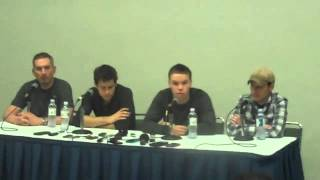 The Maze Runner Wondercon Press Conference Pt. 2 - YA Post-Apocalyptic/Dystopian Movies