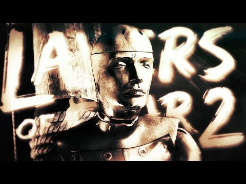 CREEPY MANNEQUINS KEEP MOVING!!! :'S - Layers Of Fear 2 Playthrough: Part 2 (PC/Let's Play)