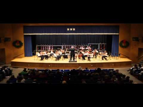 Robinson Orchestra Holiday Concert '15