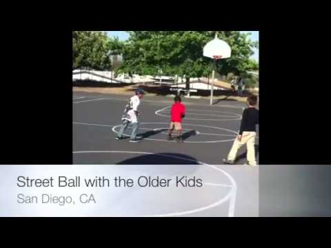 Justin Brown Basketball Highlights 2012