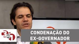 Justiça mantém condenação do ex-governador Eduardo Azeredo