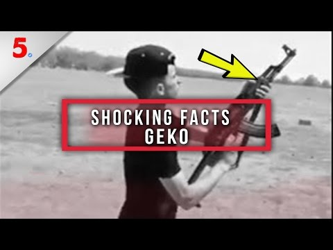 5 Untold Facts About Geko ( Inc. Baba Records Life Problems Tour ) | Count It Down