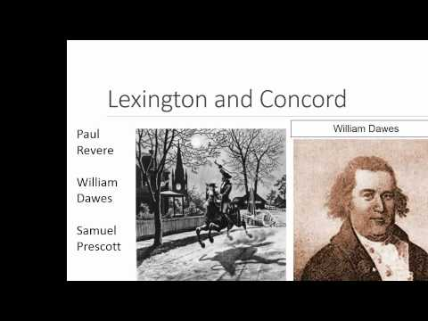 The First and Second Continental Congress
