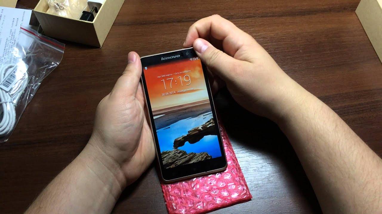 Lenovo A850+ обзор недорогого и производительного смартфона mtk .
