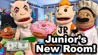SML Movie: Bowser Junior's New Room!