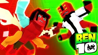 BEN 10 VS KEVIN 11 EN ROBLOX! [EPIC] (Ben 10 Universal Showdown) #6
