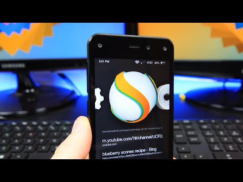 Amazon Fire Phone - Dynamic Perspective Review