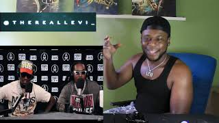 TRL Reaction / Migos Trade Bars In 'Culture 3' Stamped Freestyle With The L.A. Leakers