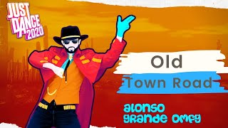 Just Dance 2020 - Old Town Road...
